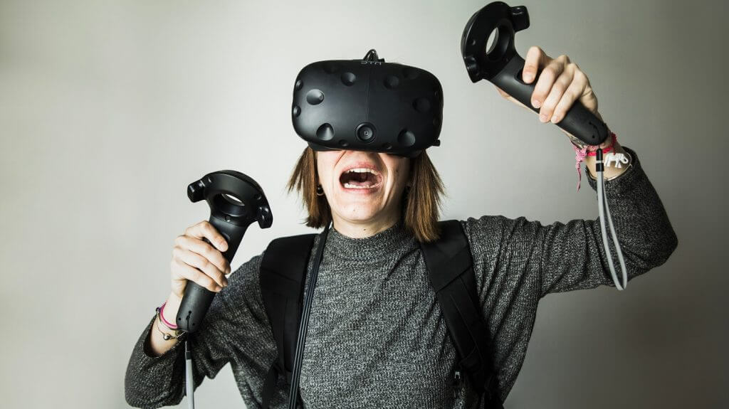 Kaj so VR očala